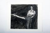 Dancing biss by Janis Ridley, Drawing