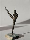 Secret dancer by Janis Ridley, Sculpture