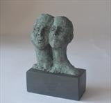 Us by Janis Ridley, Sculpture