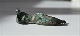 small reclining figure by Janis Ridley, Sculpture
